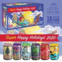 "Short's Brewing Co. ""Super Hoppy Holidays"" Variety Pack Brings Joy to 2020"