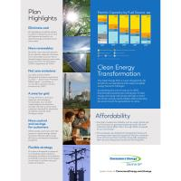 Consumers Energy Announces Plan to End Coal Use by 2025; Lead Michigan's Clean Energy Transformation
