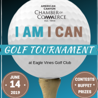 I AM I CAN Golf Tournament