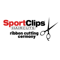 SportClips Ribbon Cutting Ceremony