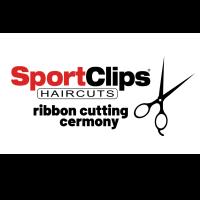 SportClips Ribbon Cutting Ceremony