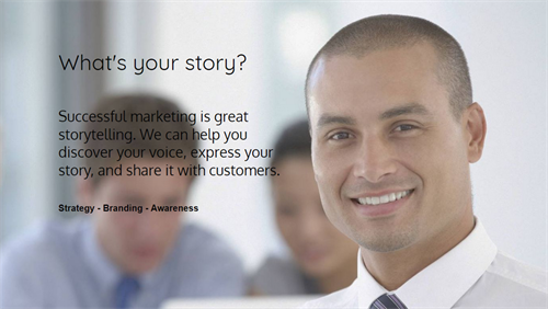 Creor Group - Marketing Storytellers for Americna Canyon