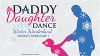 Daddy Daughter Winter Wonderland Dance