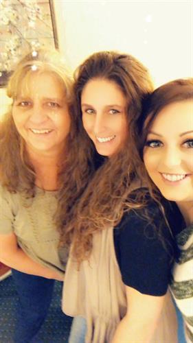 The Works, Inc. Ukiah...Kandy, Kristy, Courtney