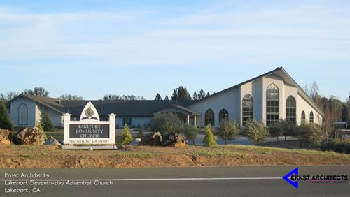 Lakeport - Seventh-day Adventist Church