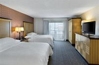 Our 2 room suites offer a choice of 2 Queens or 1 King Bed