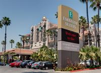 Centrally located in Los Angeles; with 4 major freeways only 2 miles from the Hotel it's easy to get around town. Parking is complimentary