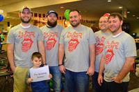 "Odis Parker State Farm ""Bowling Stones"" team (Stephen M. Captain)"