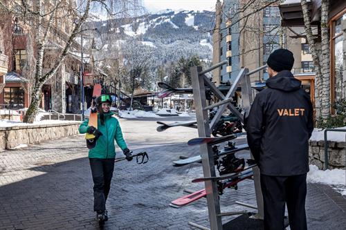 Ski Valet