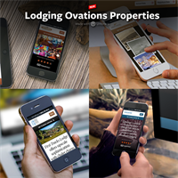Lodging Ovations Website Development