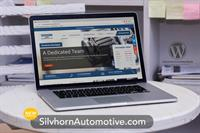 Silvhorn Automotive Website Development