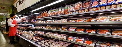 Beef, Chicken, Pork, Seafood, Meat Alternatives