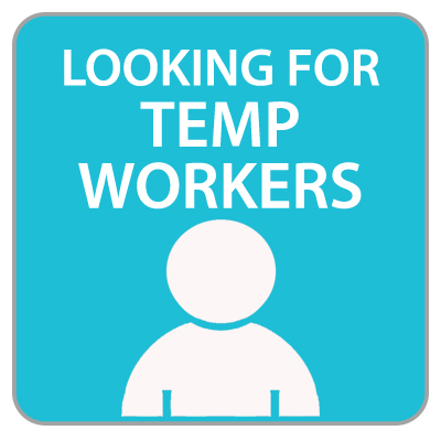 Temp Workers Available