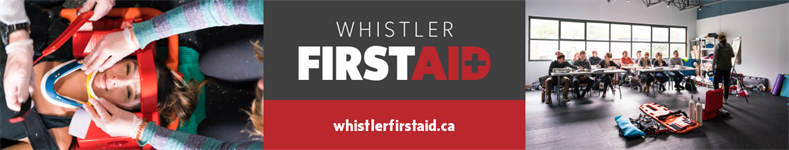 Whistler First Aid