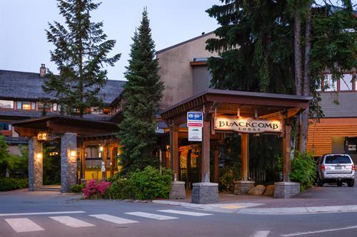 Blackcomb Lodge exterior