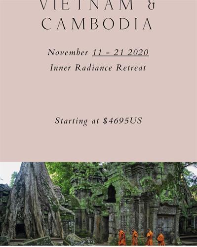 Yoga and Adventure Retreat- Vietnam & Cambodia