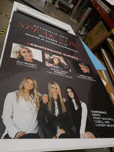 Oversized Prints