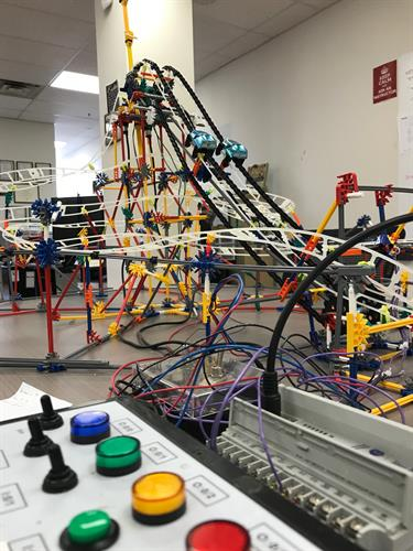 From our rollercoaster lab.