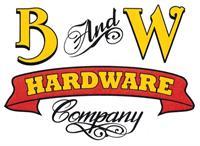 B & W Hardware