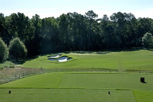 Our golf course offers 5 tees and 2 additional junior tees.