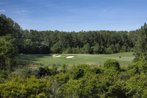 There is always a buffer in between the homes and the course resulting in the most pure golf experience in the area.