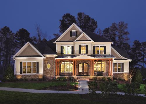Our Executive collection offers award-winning home designs on spacious home sites.