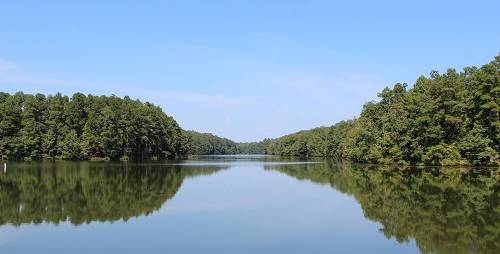 Wake Forest Reservoir
