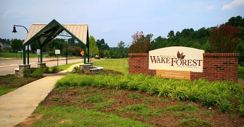 Welcome to Wake Forest!