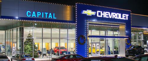 Capital Chevrolet Auto Dealers Cm General Wake Forest Area Chamber Of Commerce