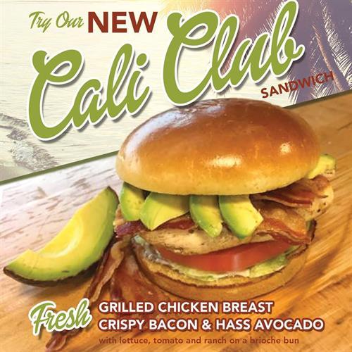 New Cali Sandwich