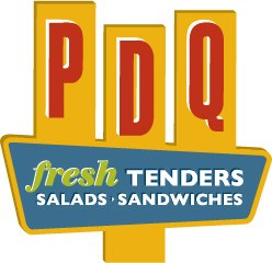 Just look for the sign to get fresh fast food - no freezer or microwave here!