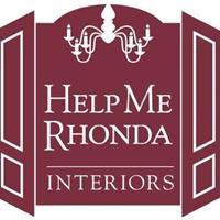 Help Me Rhonda Interiors, LLC - Interior Design Services