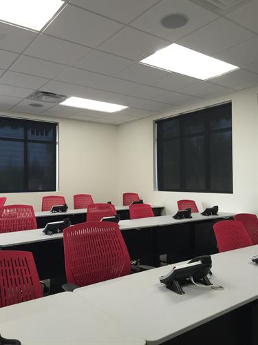 Our Training Classroom