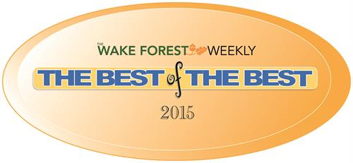 Our Residential department was voted Best of the Best in 2015!