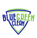 Blue Green Bin Clean