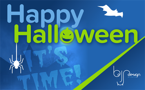 Time for those Halloween campaigns—ads, posters, graphics, etc.