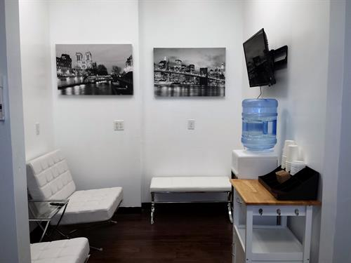 Member / Client Waiting Room