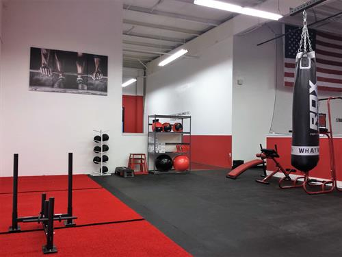 Boot Camp & Athletic Training Area