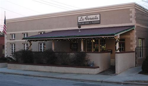 Dine In, Take Out, Catering, Covered Patio Dining, Beer and Wine Available.