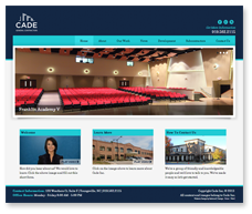 Website Design: Cade Inc.