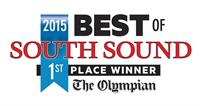 "FirstLight HomeCare was voted ""Best Home Health Care Agency"" in the Best of South Sound survey!"