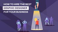 How To Hire The Best Graphic Designer For Your Business, as explained by Three Girl's Media graphic designer Jennifer Davis