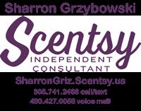 Scentsy Sharron