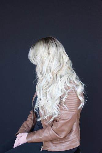 Bleach and tone and extensions