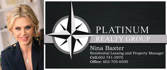 Platinum Realty Group - Nina Baxter