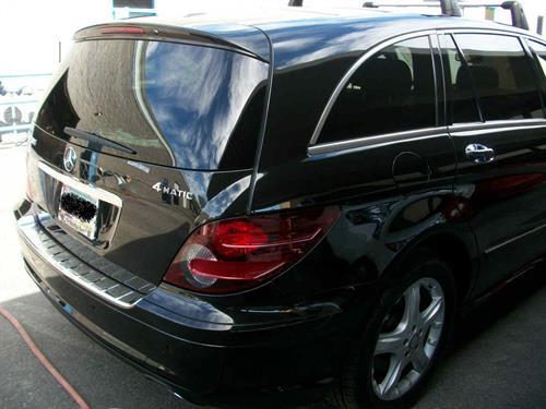 Mercedes After
