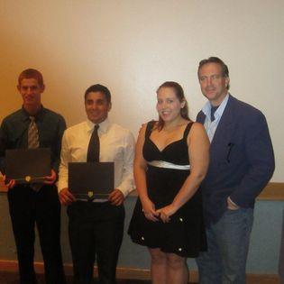 Golden Eagle Senior Scholarship