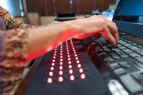 Carpal Tunnel and red light therapy