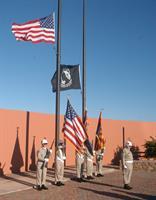 Memorial Day Commemorative Ceremony, May 25, 2020