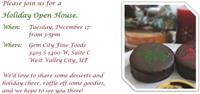 Holiday Open Houseat Gem City Fine Foods
